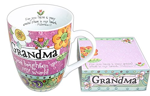 Divinity Grandma Mug Notepad Gift