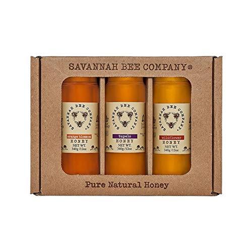 Savannah Bee Company Orange Honey - Southern Honey 12oz Gift Set by Savannah Bee Company