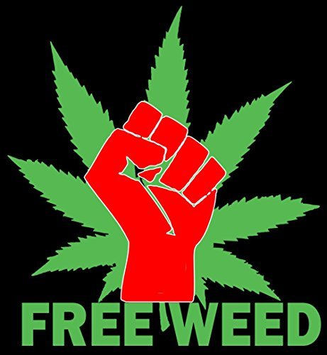 Free Weed Poster