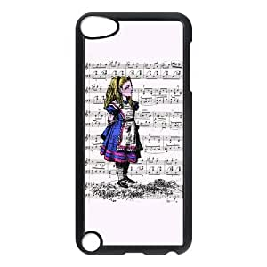 IPod 5 Case,Head Case Designs Alice In Wonderland Hard Back Case Cover For Apple iPod Touch 5G 5th Gen,Alice In Wonderland Cover Case For IPod Touch 5,iPod Touch 5th Cover Case