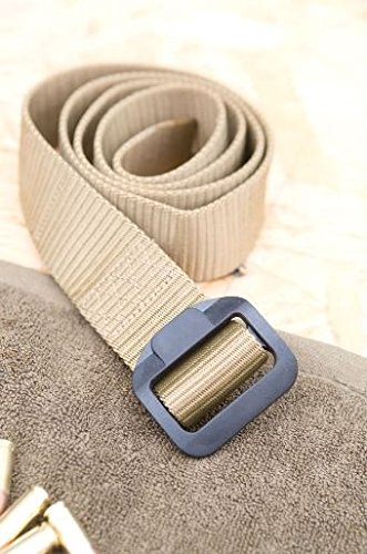 Propper 1.5'' Single Layer Nylon Webbing Military Duty Belt-Olive Green-36-38 by Propper