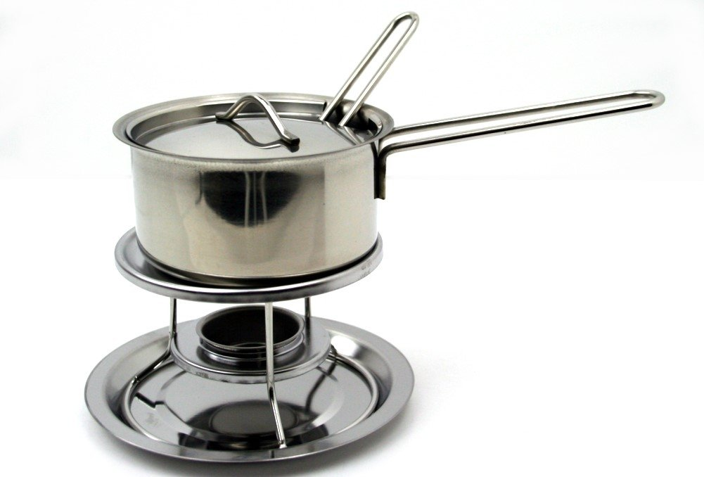Westmark 62262260 Small Butter Pan/Sauce Heater, A, Stainless Steel