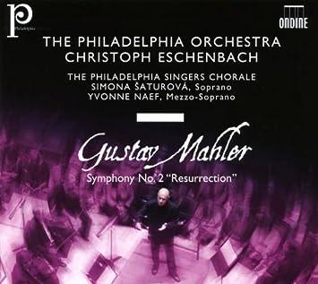 gustav mahler sinfonie nr 2 auferstehungssinfonie