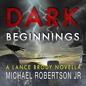 Dark Beginnings Audiobook