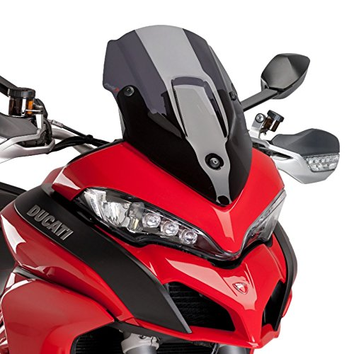 Cupolino Racing Ducati Multistrada 1260// Pikes Peak 18-19 fum/è scuro Puig 7622f