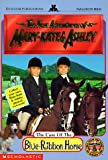 img - for The Case of the Blue-Ribbon Horse (New Adventures of Mary-Kate and Ashley) book / textbook / text book