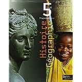 Histoire géographie 5e 2010 élève grand format