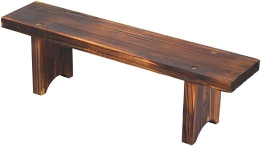 LXLA- Macetero de madera maciza escalera interior combinación maceta soporte balcón tipo banco taburete para macetas de Windowsill: Amazon.es: Jardín