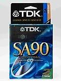 Imation SA-90L2 High Bias Audio Cassette - Pk/2