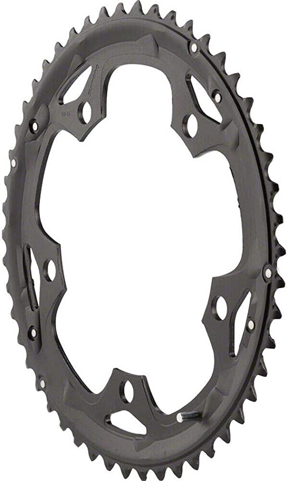 Shimano Sora 3550 Chainrings Double 9 Speed  34T 46T 5 Bolt 110 BCD