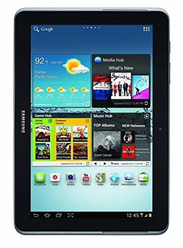 Samsung Galaxy Tab 2 10.1-Inch (16GB, Wi-Fi) - Titanium Silver