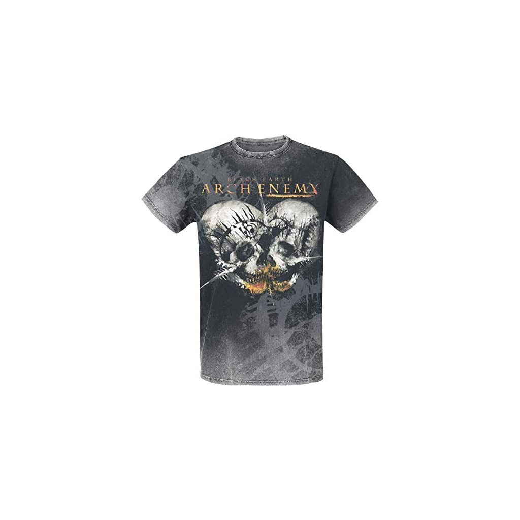 Arch Enemy Black Earth Camiseta