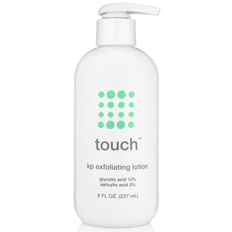 Touch Keratosis Pilaris Treatment with 12% Glycolic Acid & 2% Salicylic Acid