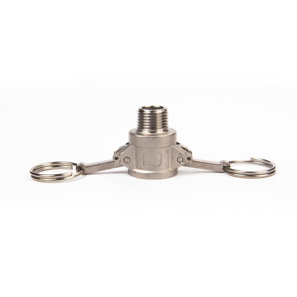 Camlock QD - 1/2 Type B Cowin