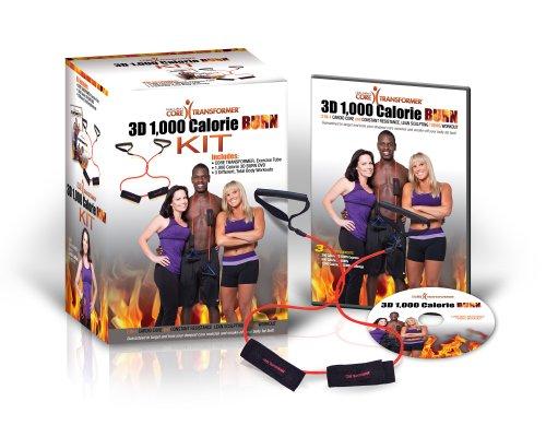 Linda LaRue's CORE TRANSFORMER 1,000 Calorie BURN Kit