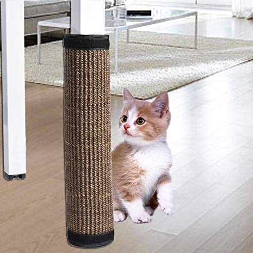 Furniture Protector Bed Mattess Table Chair Sofa Legs Anti-Scratching Mat Sisal Cat Scratch Board