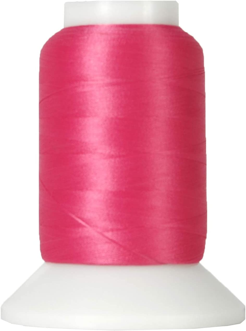 Color 9223 50 Colors Available HEDGE 1000m Spools Serger Sewing Stretchy Thread Threadart Wooly Nylon Thread