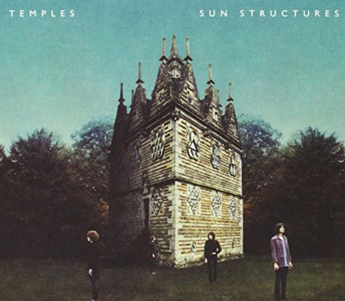 CD : Temples - Sun Structures (CD)