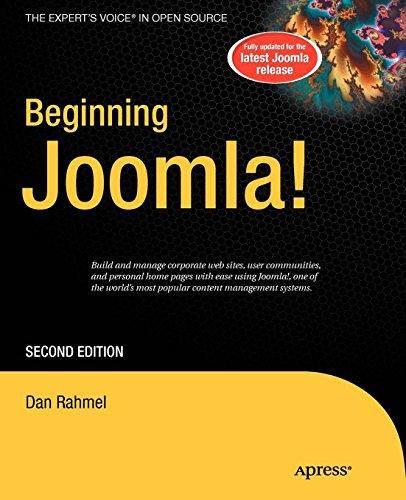 Beginning Joomla! (Expert's Voice in Open Source)