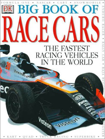 Big Book of Race Cars by DK CHILDREN