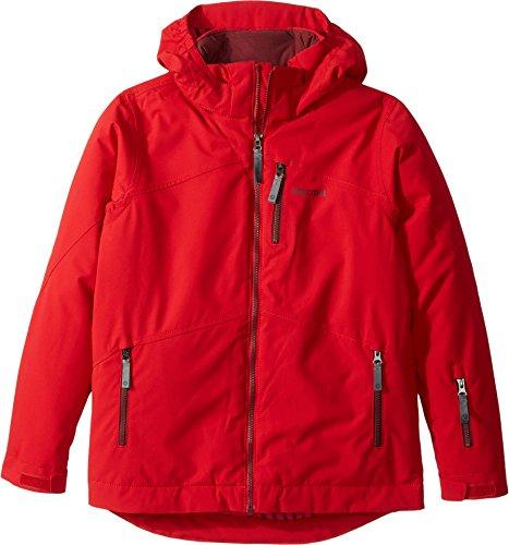 7ad551840 Marmot Kids Boy s Ripsaw Jacket (Little Kids Big Kids) Team Red ...