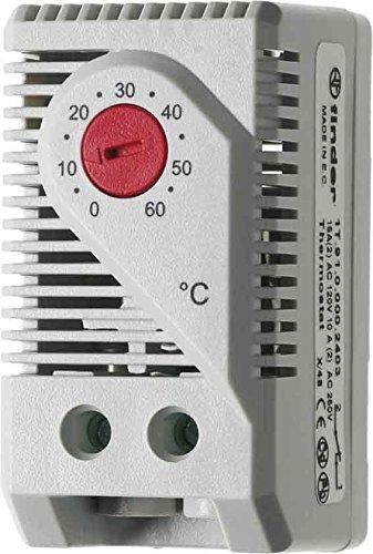 Finder Termostato 1 ö - 5 A, 1 Pieza, 7t.91.0.000.2403: Amazon.es ...