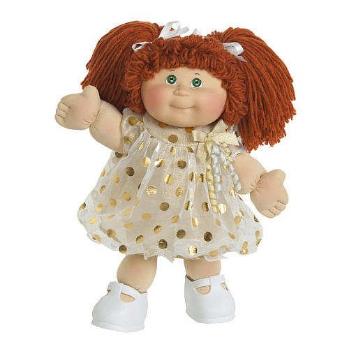 Vintage Cabbage Patch Kids 16 inch Classic Doll - Red Hair by Cabbage Patch