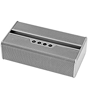 Portable Bluetooth Speakers Bluetooth Speaker Mini Small Speaker FOR Home Office TF Card ( 21811768mm) ( Color : Gold )