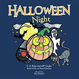 Halloween Night by [C. A. Kline and M.F. Lauder]