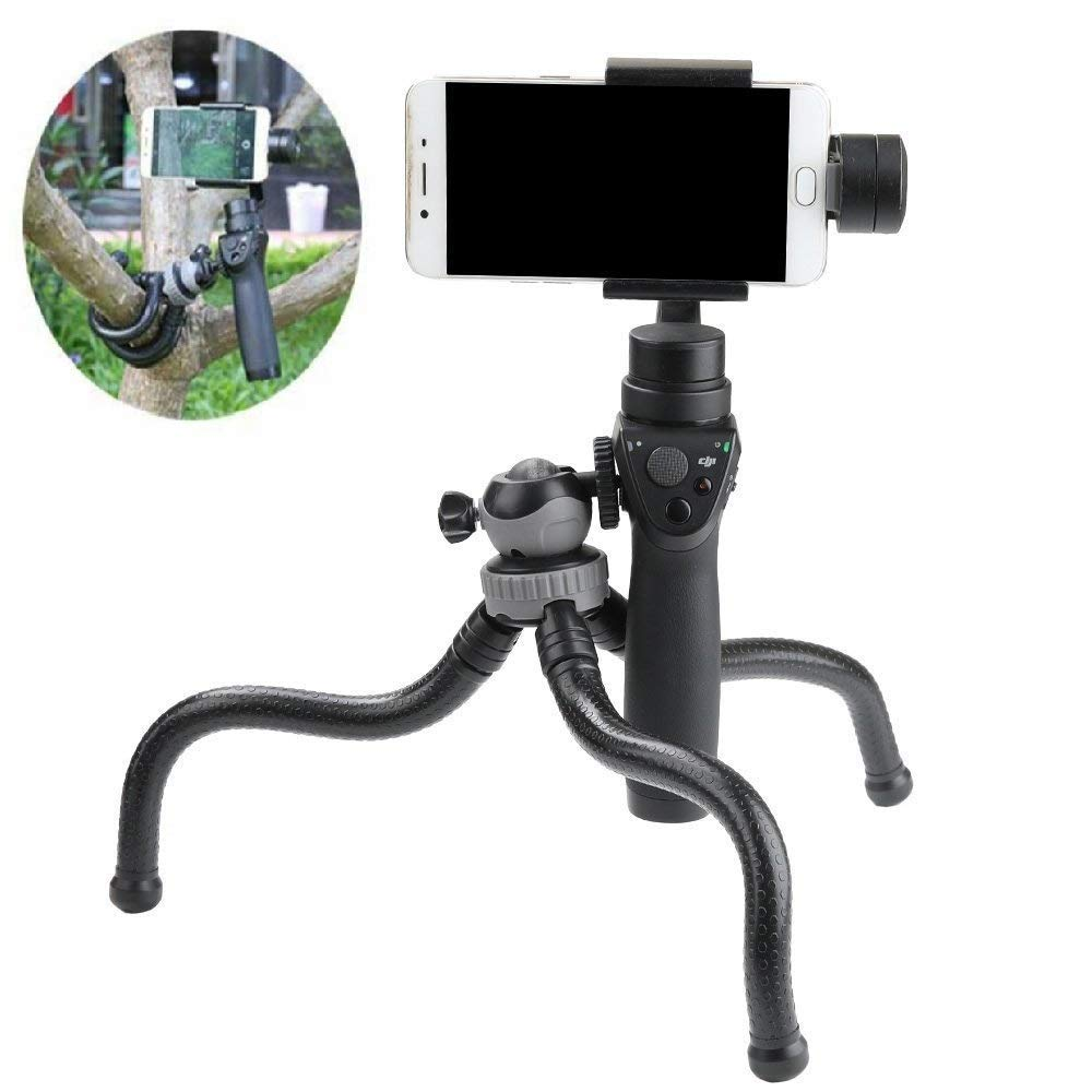 Jesykin OSMO Mobile 2 Flexible Octopus Tripod Holder Stand Mount