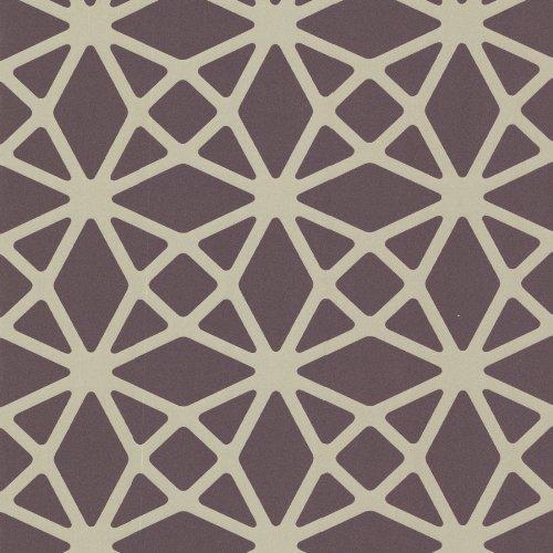 Brewster Decorline 488-31245 Enterprise Lattice Wallpaper...