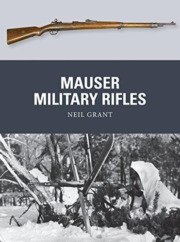 Book cover from Mauser Military Rifles (Weapon) by Neil Grant