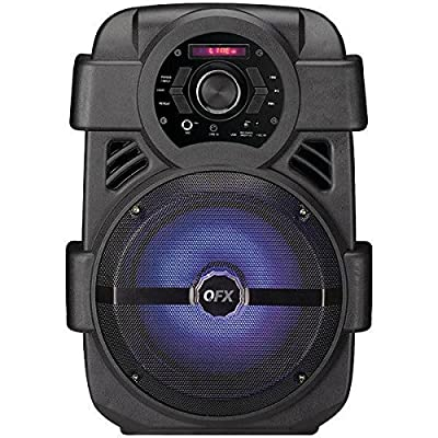 Qfx(r) Pbx-8 Rechargeable Bluetooth(r) Party Speaker