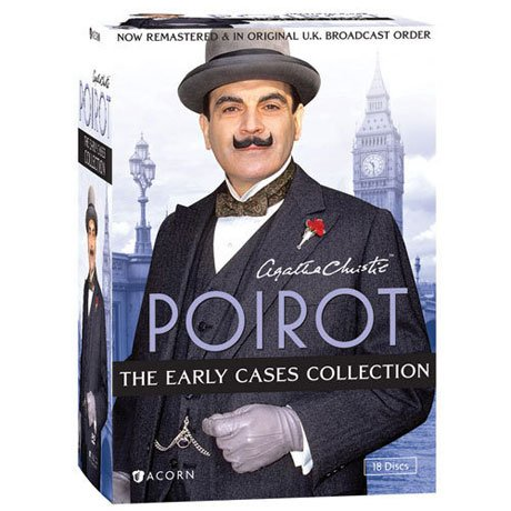 Agatha Christie's Poirot: The Early Cases - Election Collection