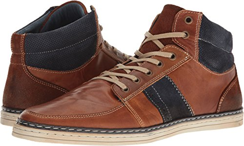 Bronx Mens Boots - PARC City Boot Men's Bronx Cognac 9.5 D US