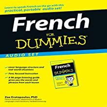 French for Dummies Audiobook by Zoe Erotopoulos Narrated by  uncredited