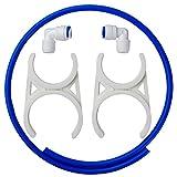 iSpring ACL1 RO - Kit de filtros para coche, color blanco