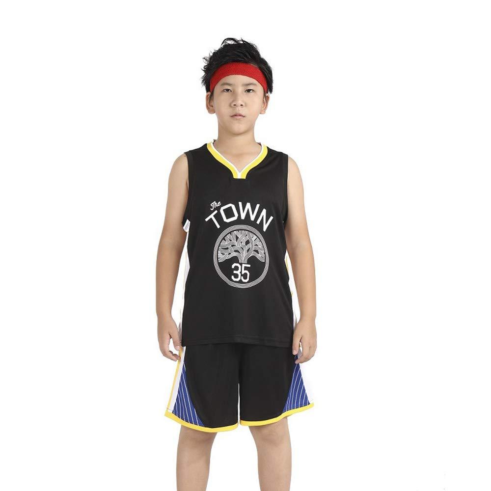 ZGJY Golden State Warriors Kevin Durant #35 Jersey - Trajes de ...