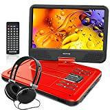 Best Dvd Player For Kids - 10.5 Inch Portable DVD Player for Kids Review
