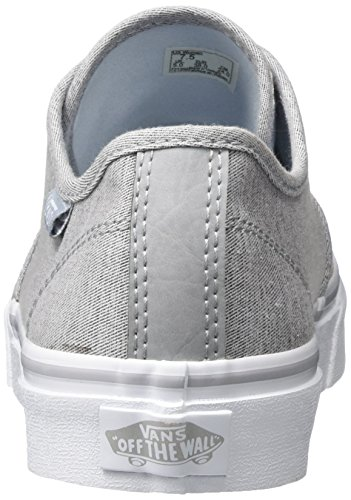 Vans Women's Camden Stripe Trainers Grey ((Menswear) Light Gray) free shipping ebay clearance fashionable cheap how much eastbay sale online discounts sale online u6gYGkOdG