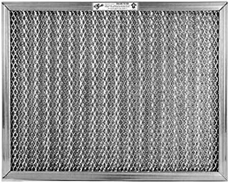 20 x 20 x 1 Merv8 Rated Washable Aluminum Air Filter