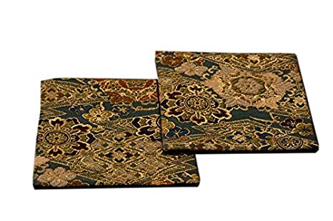 Amazon.com: shinsendo Kimono tradicional japonés posavasos ...