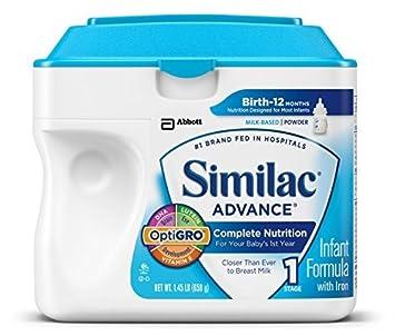 Amazon.com: similac Advance Early Shield, Modelo Formula ...