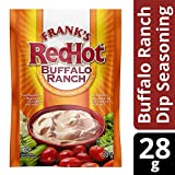 Frank's RedHot, Buffalo Ranch Dip Seasoning, 28g