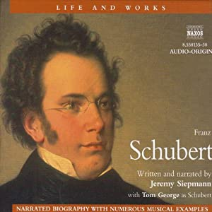 Life & Works - Franz Schubert Audiobook