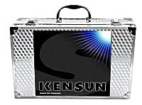 High Beam HID Xenon Headlight AC Conversion Kit by Kensun - -