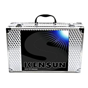 "Kensun HID Xenon Conversion Kit ""All Bulb Sizes and Colors"" with ""Slim"" Digital Ballasts - H11 - 30000k"