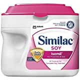 Similac SOY Isomil Powder, 1.45LB (6 PACKs)