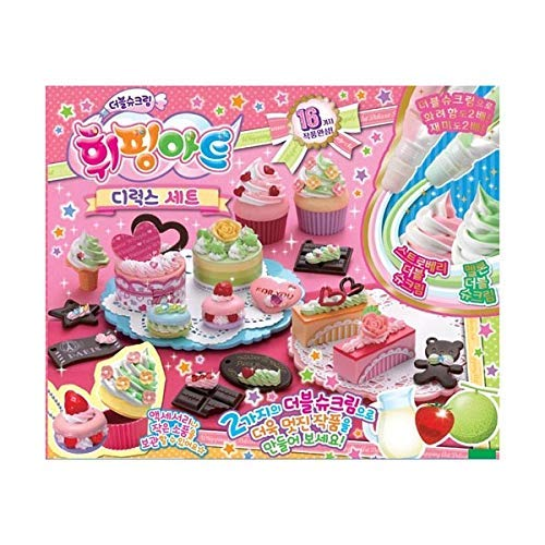 Toytron Double Puffy Whipping Art Deluxe Set 子供のおもちゃ [並行輸入品]   B07J25V7JS