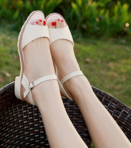 Et Unie De Confort Aisun Cool Couleur Femme Chaussures Voyage wAtq7F